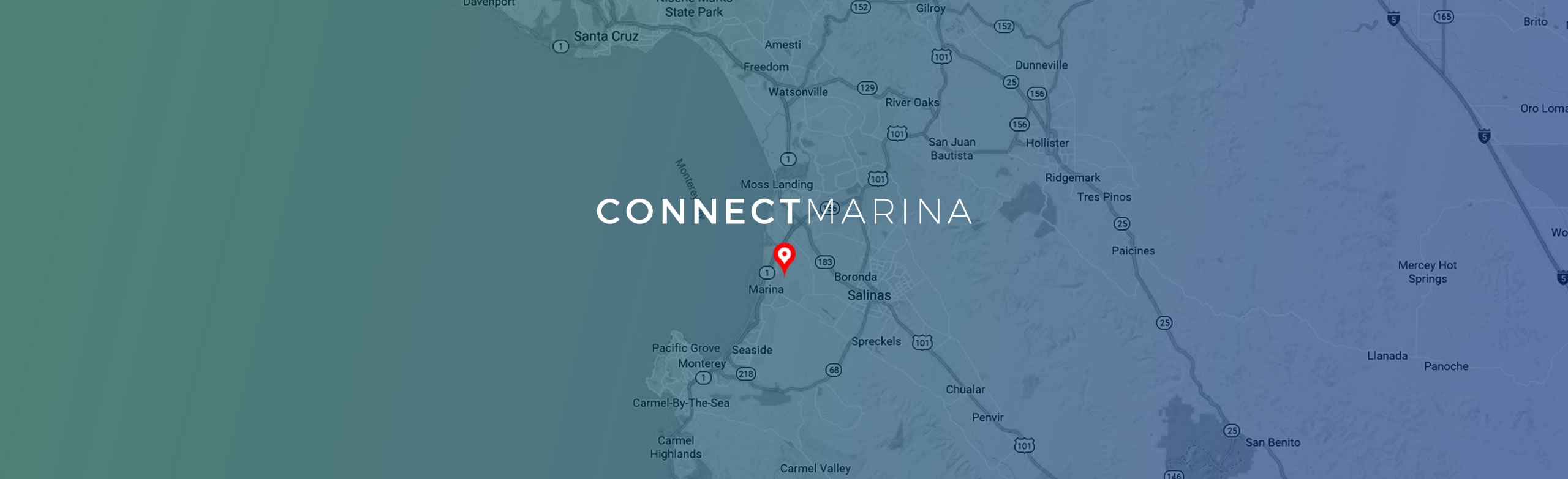 Map of Marina