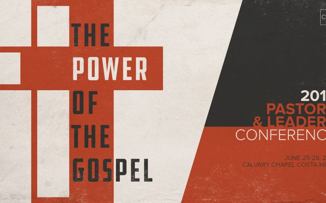 2018 CGN Pastors & Leaders Conference