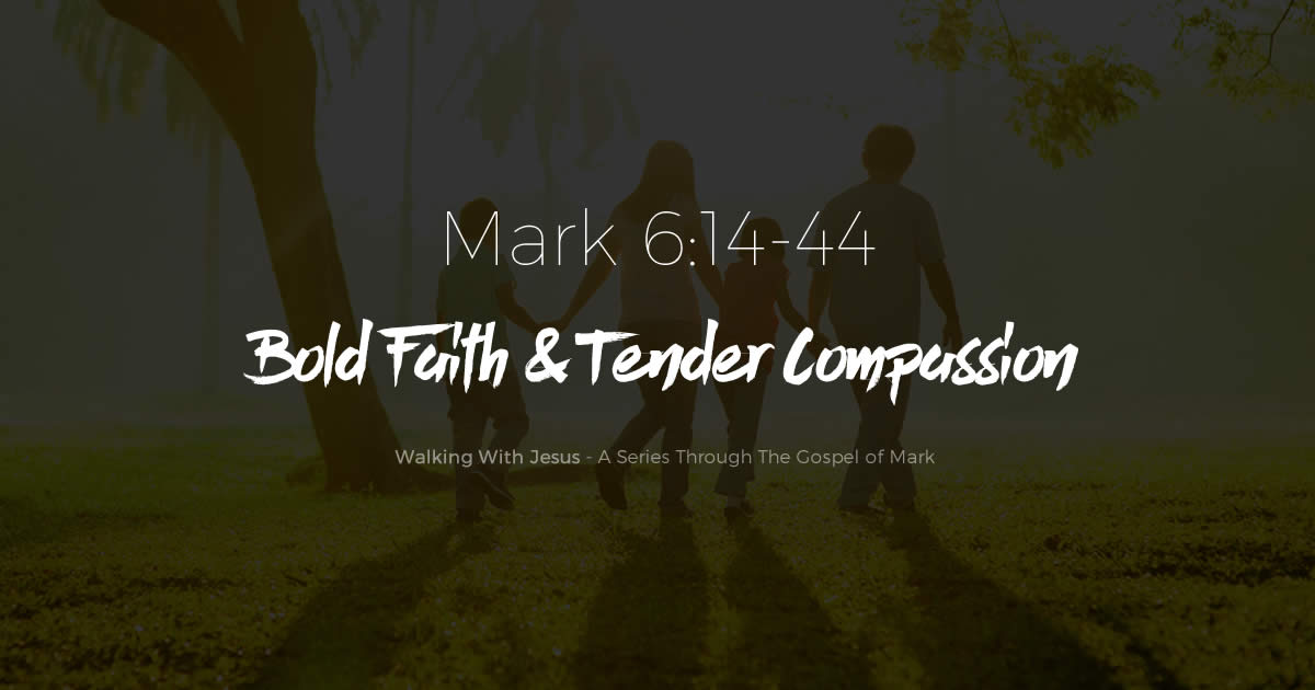 Bold Faith and Tender Compassion